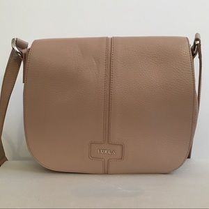 Furla mini messenger bag